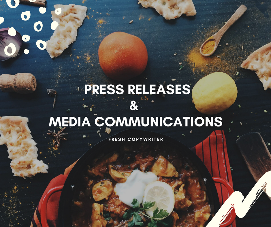 Press Releases and Media Communications